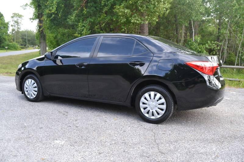 Toyota Corolla 2014 price $7,865