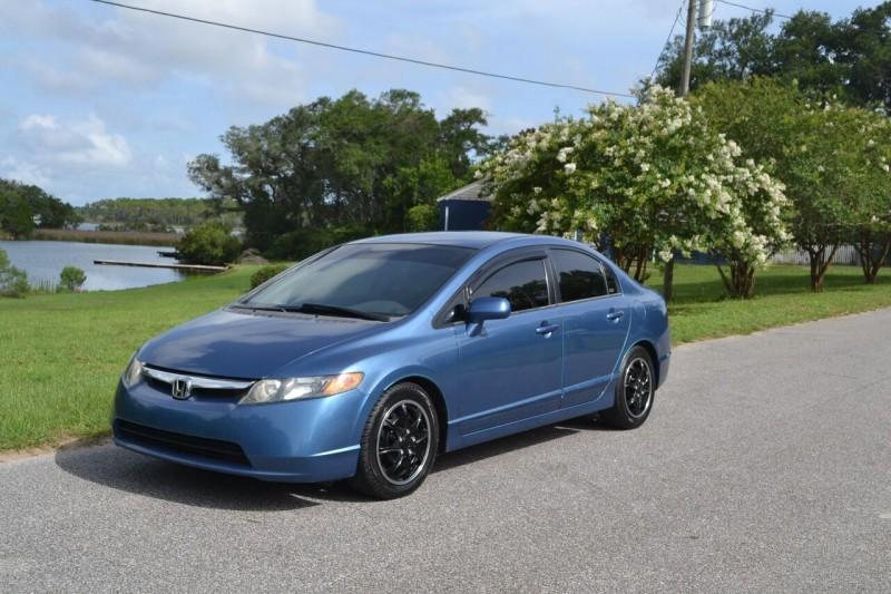 Honda Civic 2007 price $4,890