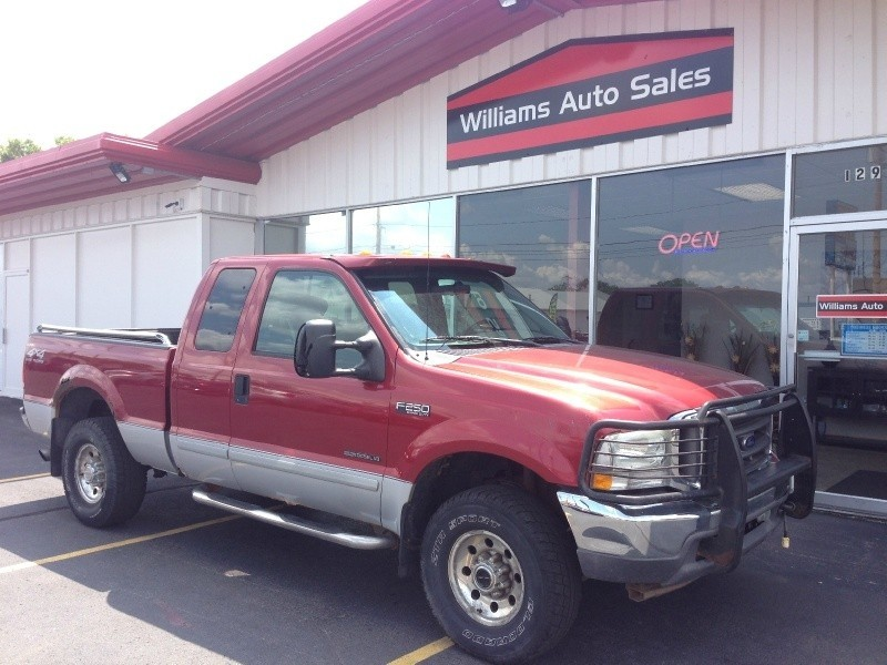 2002 Ford F-250SD