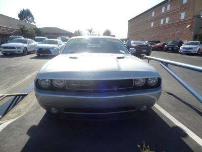 2012 Dodge Challenger 2dr Cpe SXT