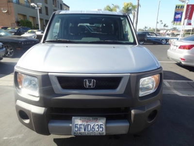 2003 Honda Element 4WD EX Auto w/Side Airbags
