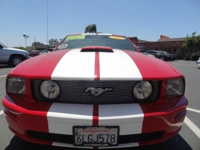 2007 Ford Mustang GT Premium Manual Coupe