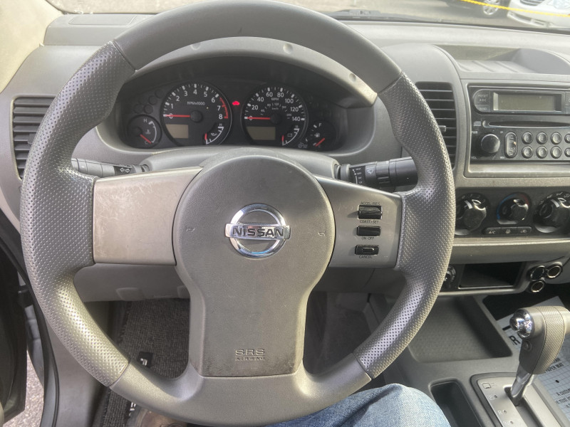 Nissan Frontier 2007 price $7,995