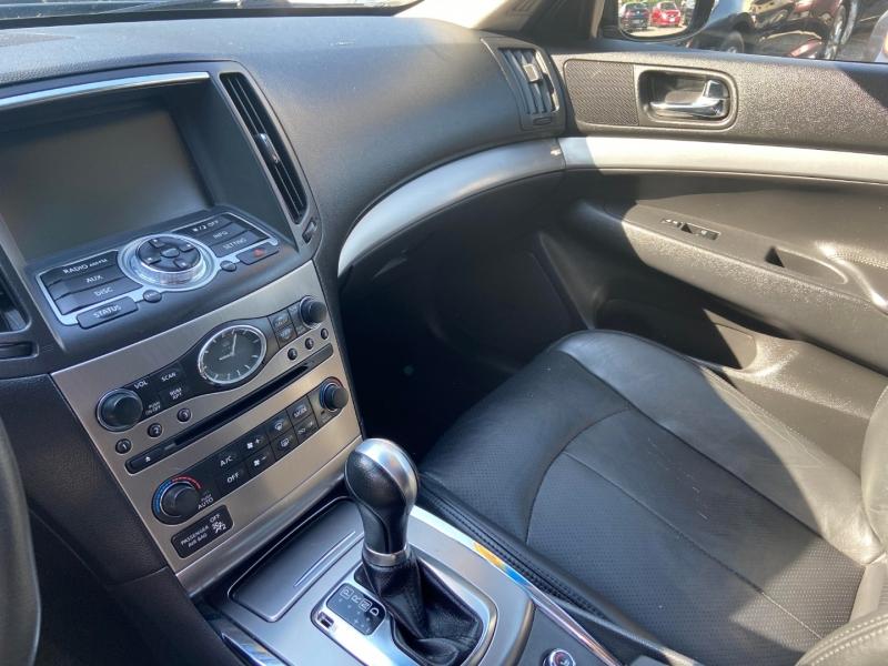 Infiniti G37 Sedan 2013 price $12,995