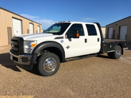 Ford Super Duty F-450 2014