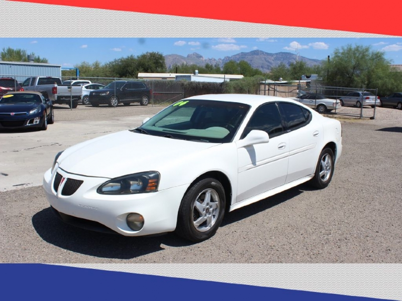 PONTIAC GRAND PRIX 2004 price $3,800