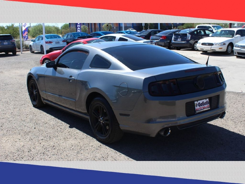 FORD MUSTANG 2014 price $13,781