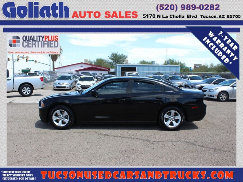 DODGE CHARGER 2012 price $12,600