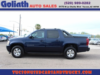 Used Cars For Sale in Tucson AZ (Photos) | Goliath Auto Sales