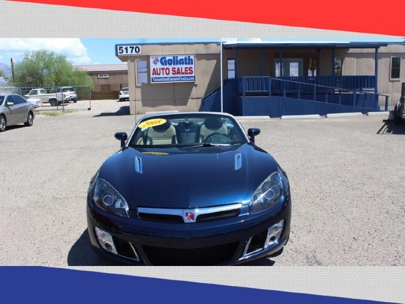 SATURN SKY 2008 price $11,800
