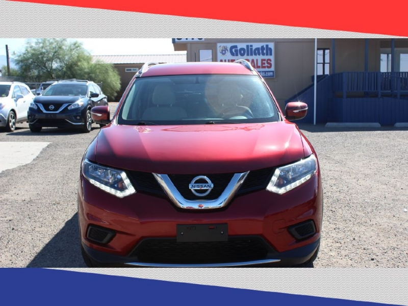 NISSAN ROGUE 2015 price $13,600