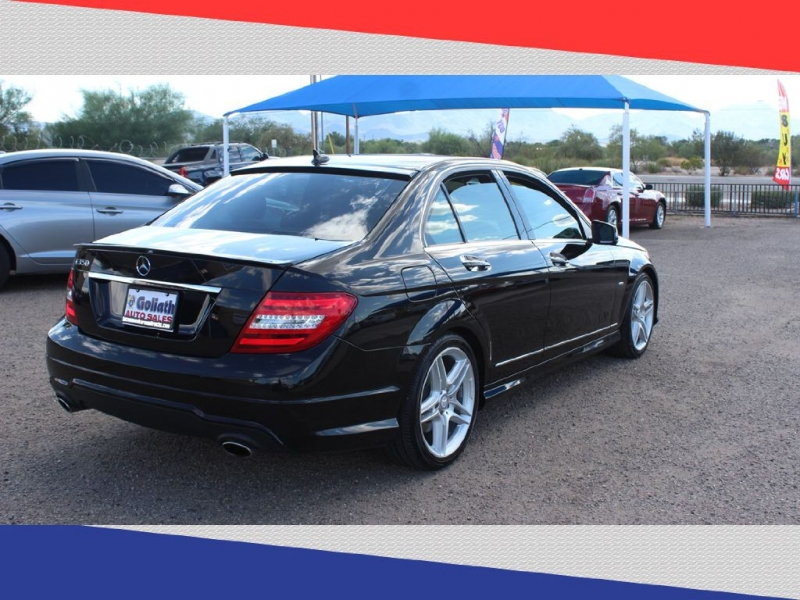 Mercedes-Benz C-Class 2012 price $11,000