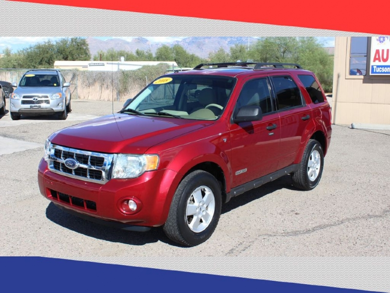 FORD ESCAPE 2008 price $4,450