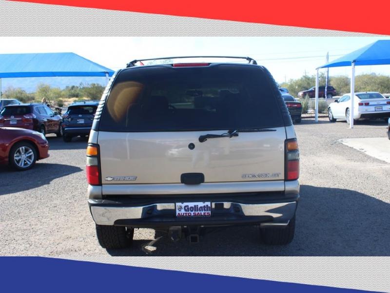 CHEVROLET TAHOE 2005 price $6,000