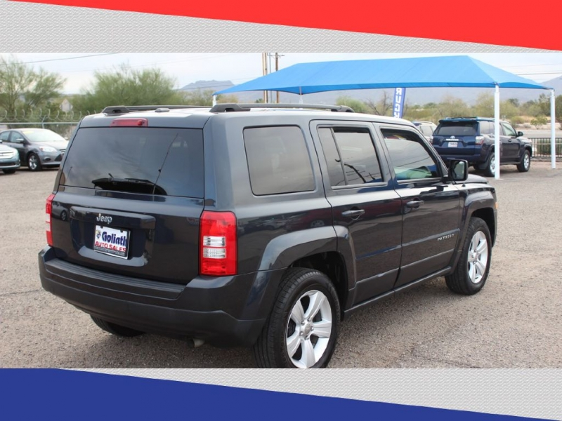 JEEP PATRIOT 2015 price $9,000