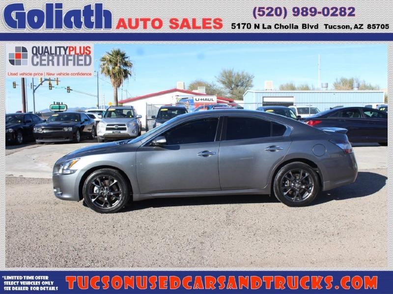 Nissan Maxima 2014 price $11,400