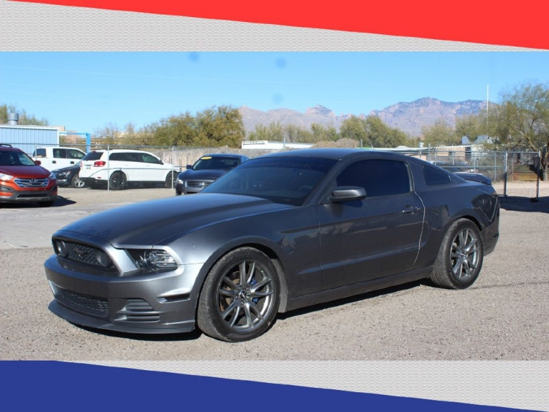 FORD MUSTANG 2014 price $11,400