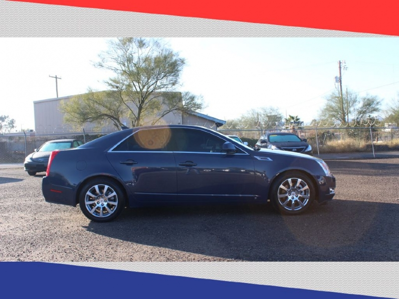 CADILLAC CTS4 2009 price $9,700