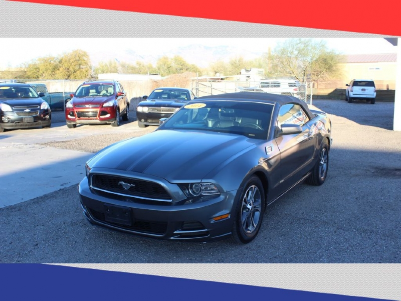 FORD MUSTANG 2014 price $10,600