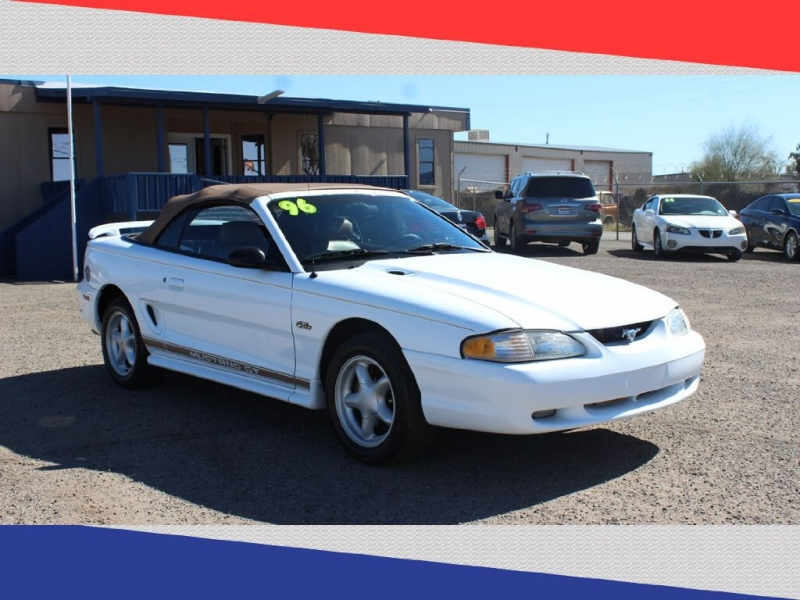 FORD MUSTANG 1996 price $4,400