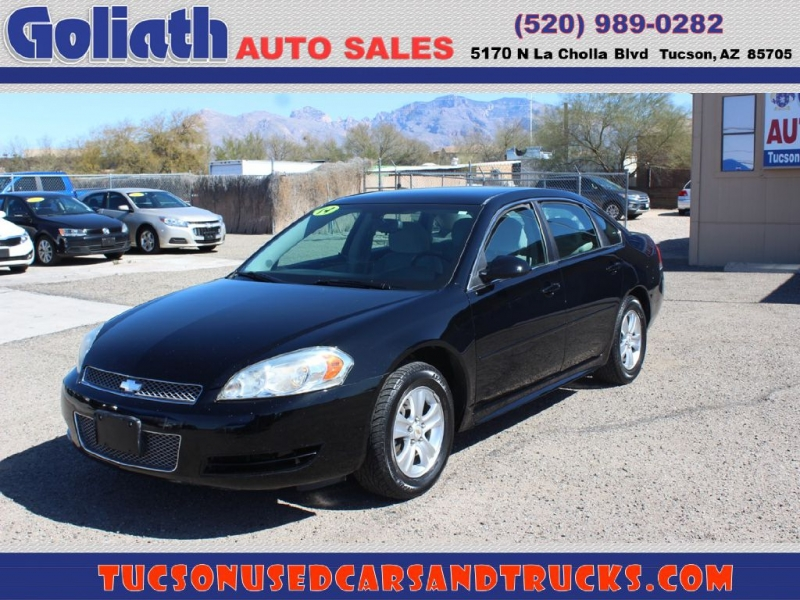 Chevrolet Impala Limited 2014 price $6,900