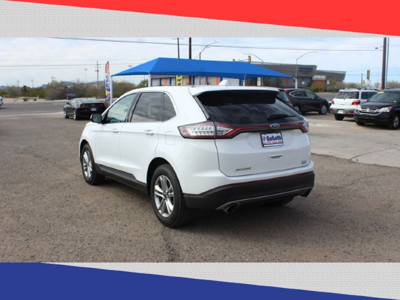 Ford Edge 2015 price $10,900
