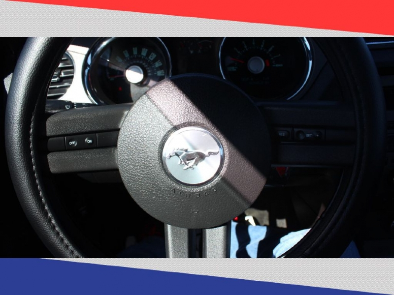 Ford Mustang 2012 price $9,400