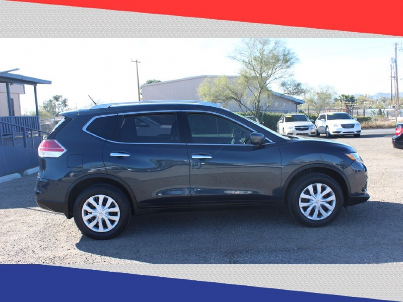 Nissan Rogue 2016 price $12,200