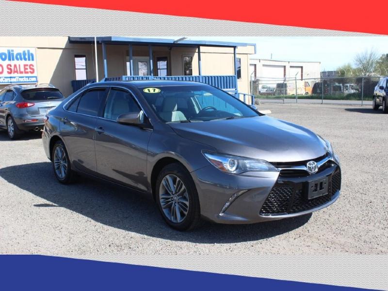 Toyota Camry 2017 price $14,500