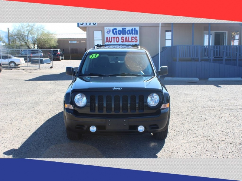 Jeep Patriot 2013 price $10,000