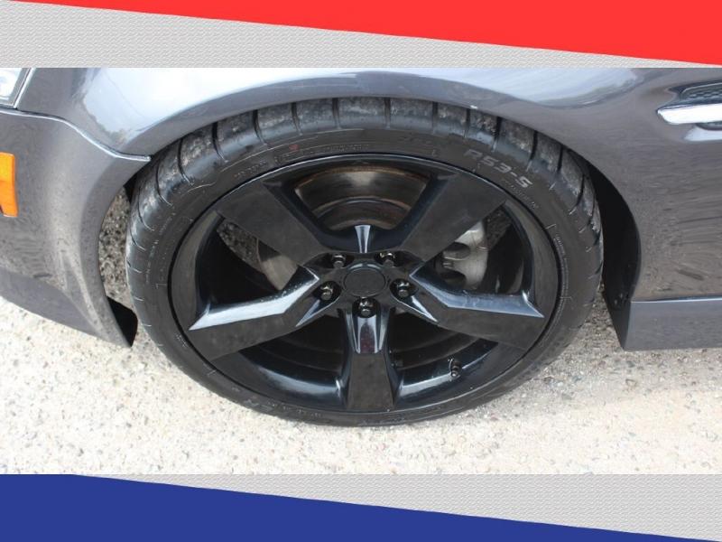 Pontiac G8 2009 price $13,800