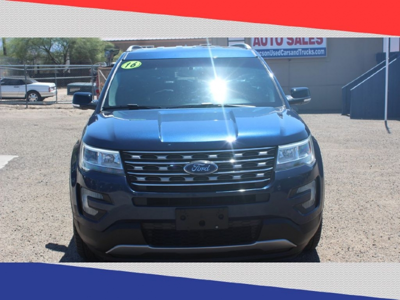 Ford Explorer 2016 price $16,700