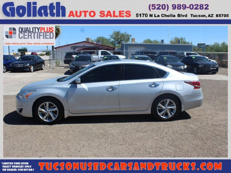 Nissan Altima 2015 price $10,600