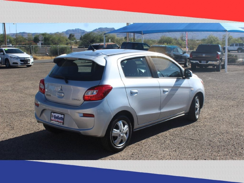 Mitsubishi Mirage 2017 price $6,500