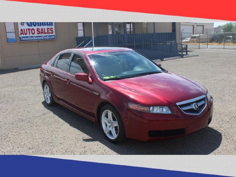 Acura TL 2006 price $7,900