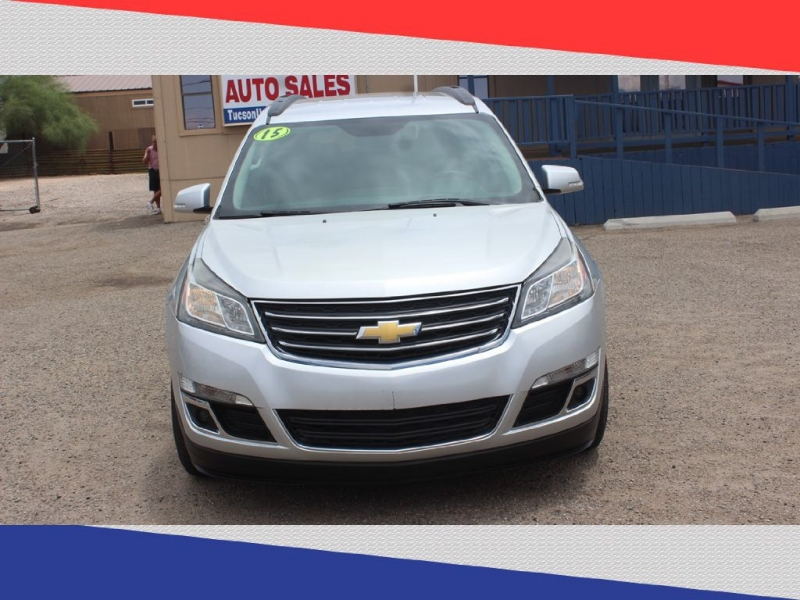 Chevrolet Traverse 2015 price $13,000