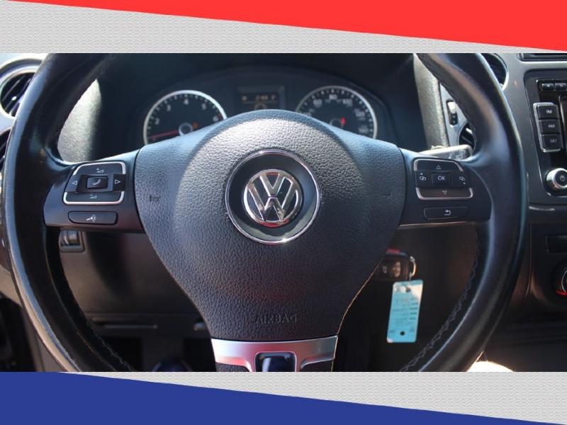 Volkswagen Tiguan 2015 price $9,900