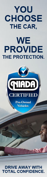 NIADA Certified Pre-Owned Vehicle Plan Goliath Auto Sales