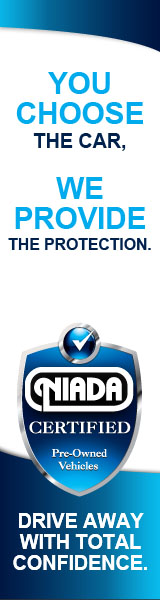 Goliath Auto Sales NIADA Certified Pre-Owned Vehicle Program