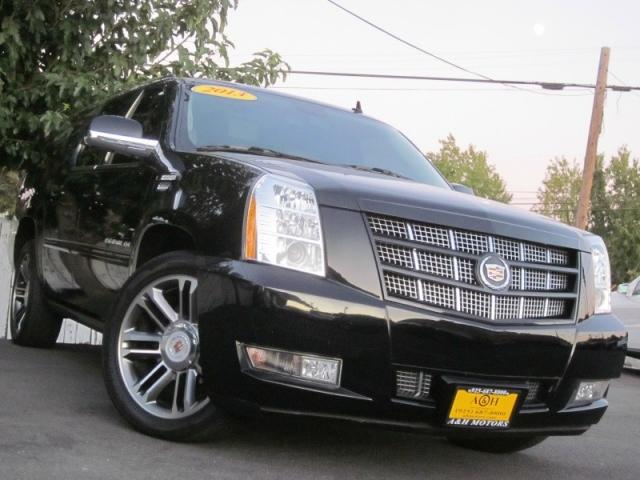 2013 Cadillac Escalade ESV