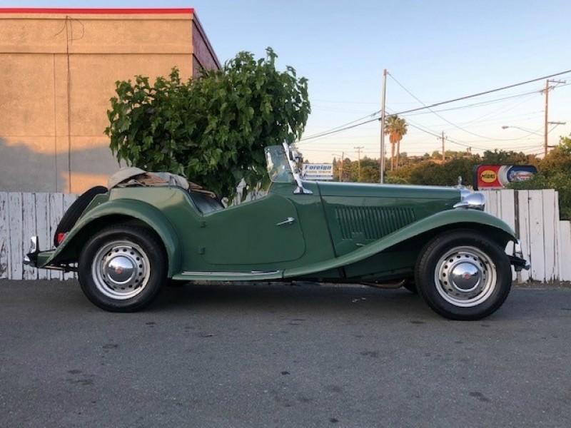 MG TD 1951 price $18,995