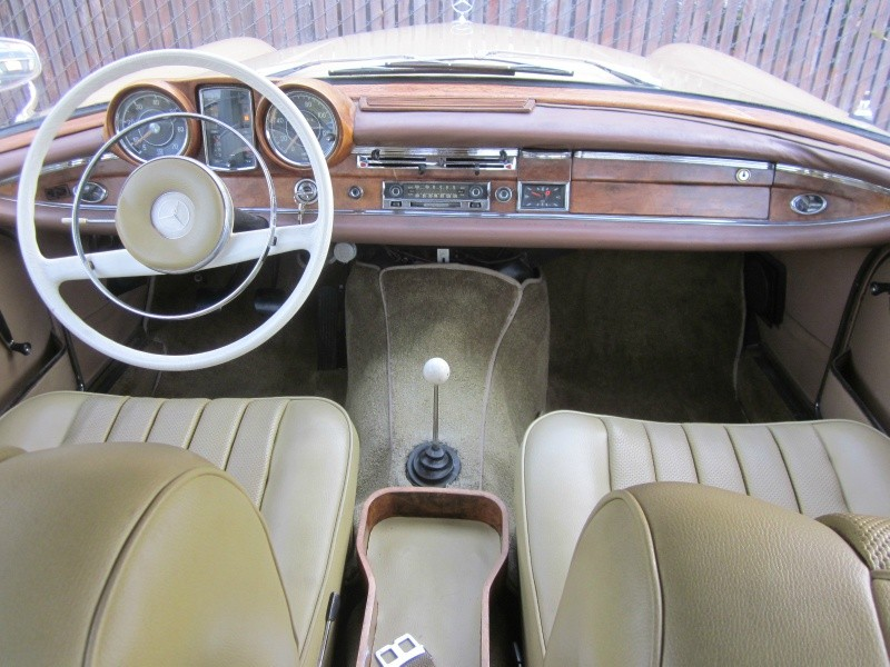 Mercedes-Benz 220 SE Coupe 1962 price $46,995
