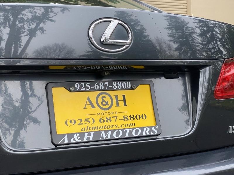Lexus IS 350 2007 price $10,995