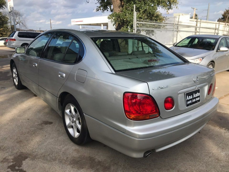 LEXUS GS 300 - MINT 2002 price $5,491