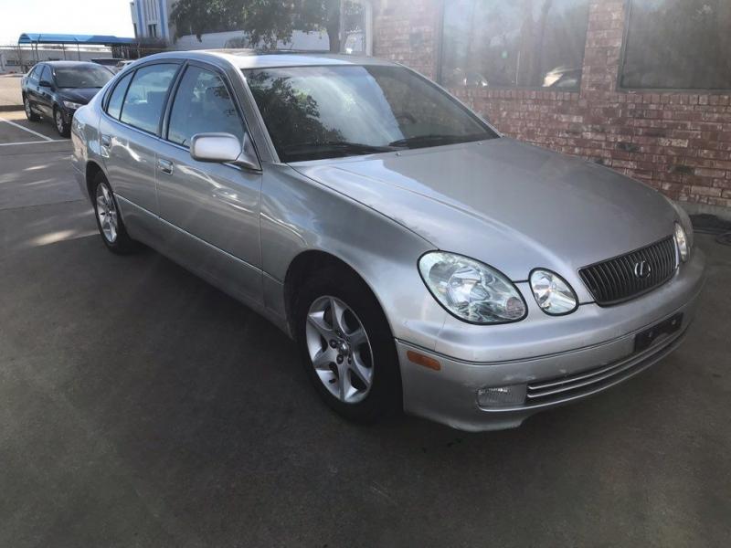 LEXUS GS 300 - CLEAN 2001 price $3,999