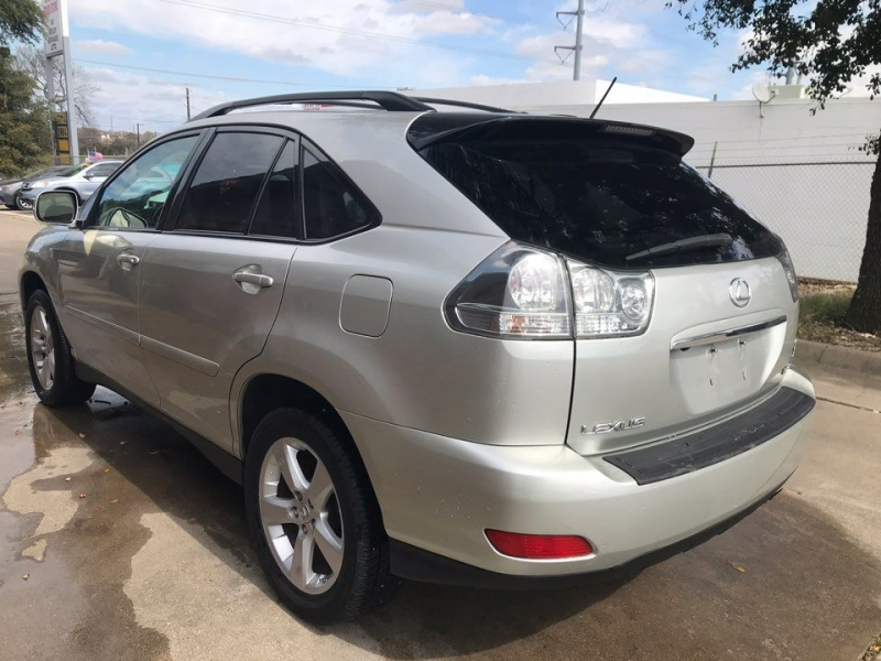 LEXUS RX 350 - LOADED 2007 price $5,491