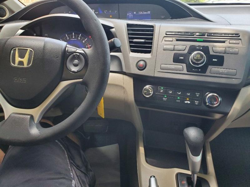 HONDA CIVIC EX 2012 price $4,991