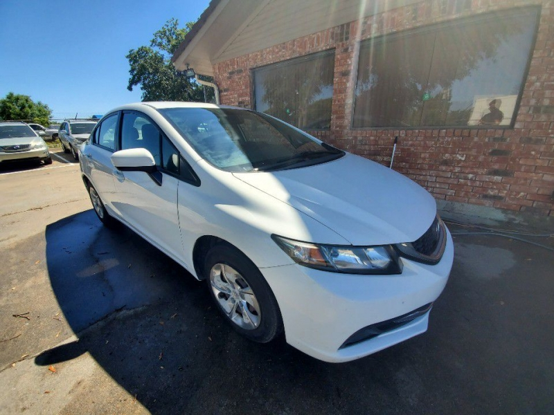 HONDA CIVIC - CLEAN 2014 price $7,491