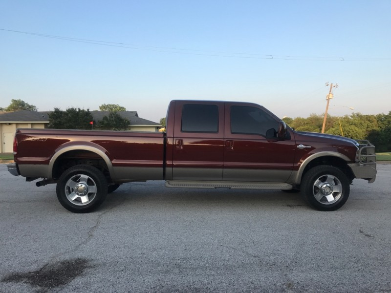 2006 ford f 350 king ranch 4x4 diesel inventory sorola. Black Bedroom Furniture Sets. Home Design Ideas