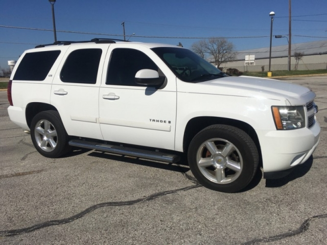 2007 Chevy Tahoe For Sale >> 2007 Chevrolet Tahoe 2wd 4dr 1500 Ltz Inventory Sorola Auto